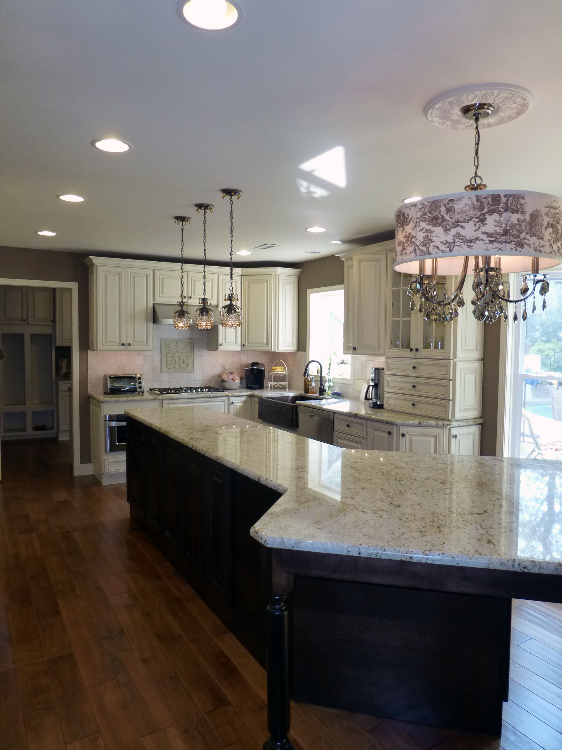 Best Single Family Kitchen, Awarded by the Home Builders Association of Bucks and Montgomery Counties and Chester & Delaware Counties (HBA)