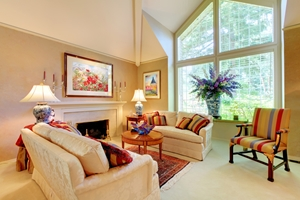 Properly hung artwork can make a world of difference in your home