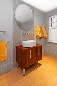 It's always a challenge to keep under-sink areas organized.