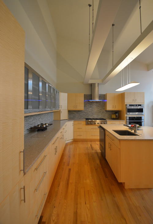 The perfect holiday gift: a new kitchen!