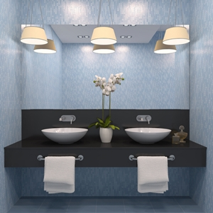There are many ways to make your bathroom more functional!