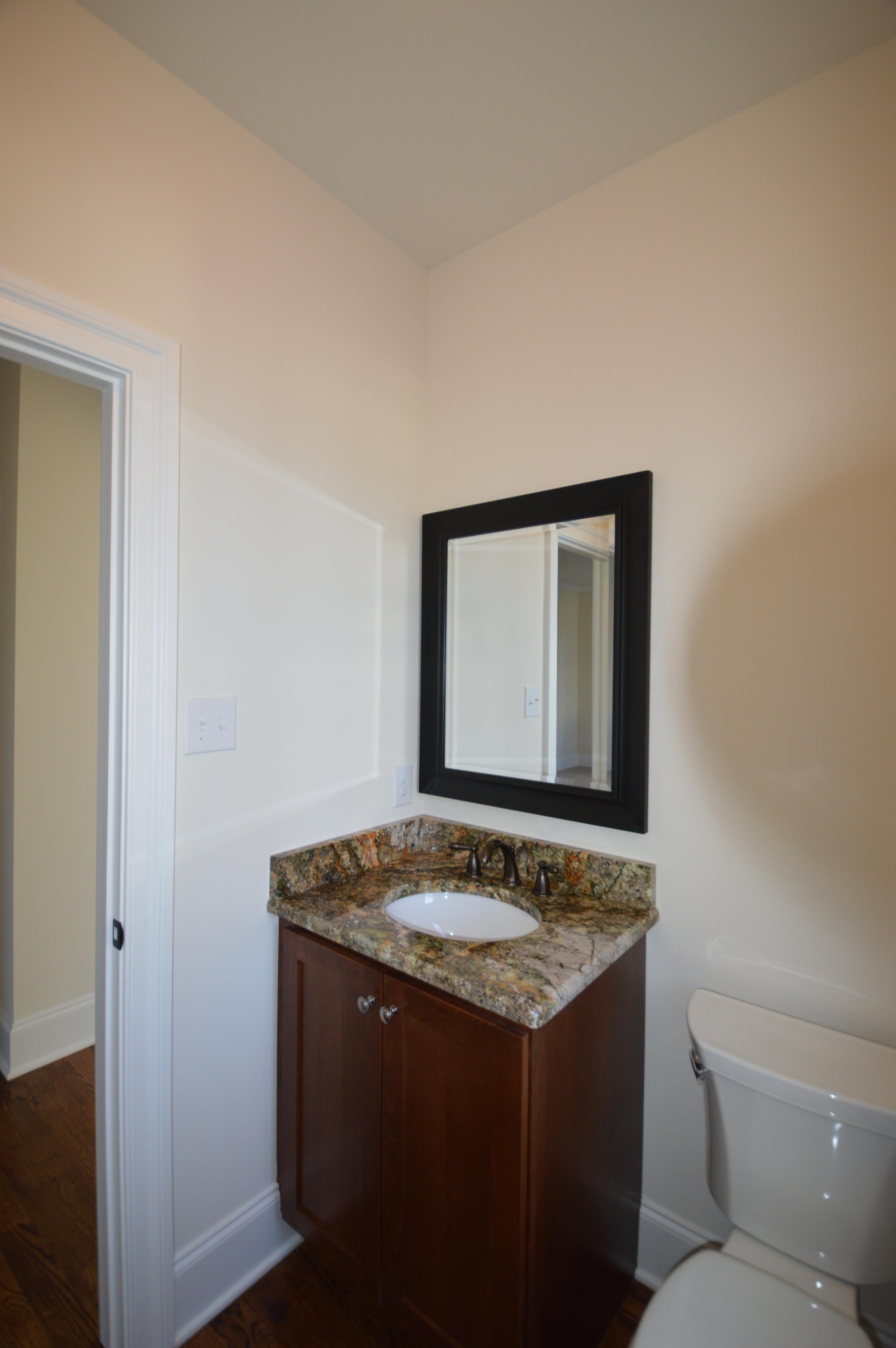 Custom home vanity in Malvern, PA