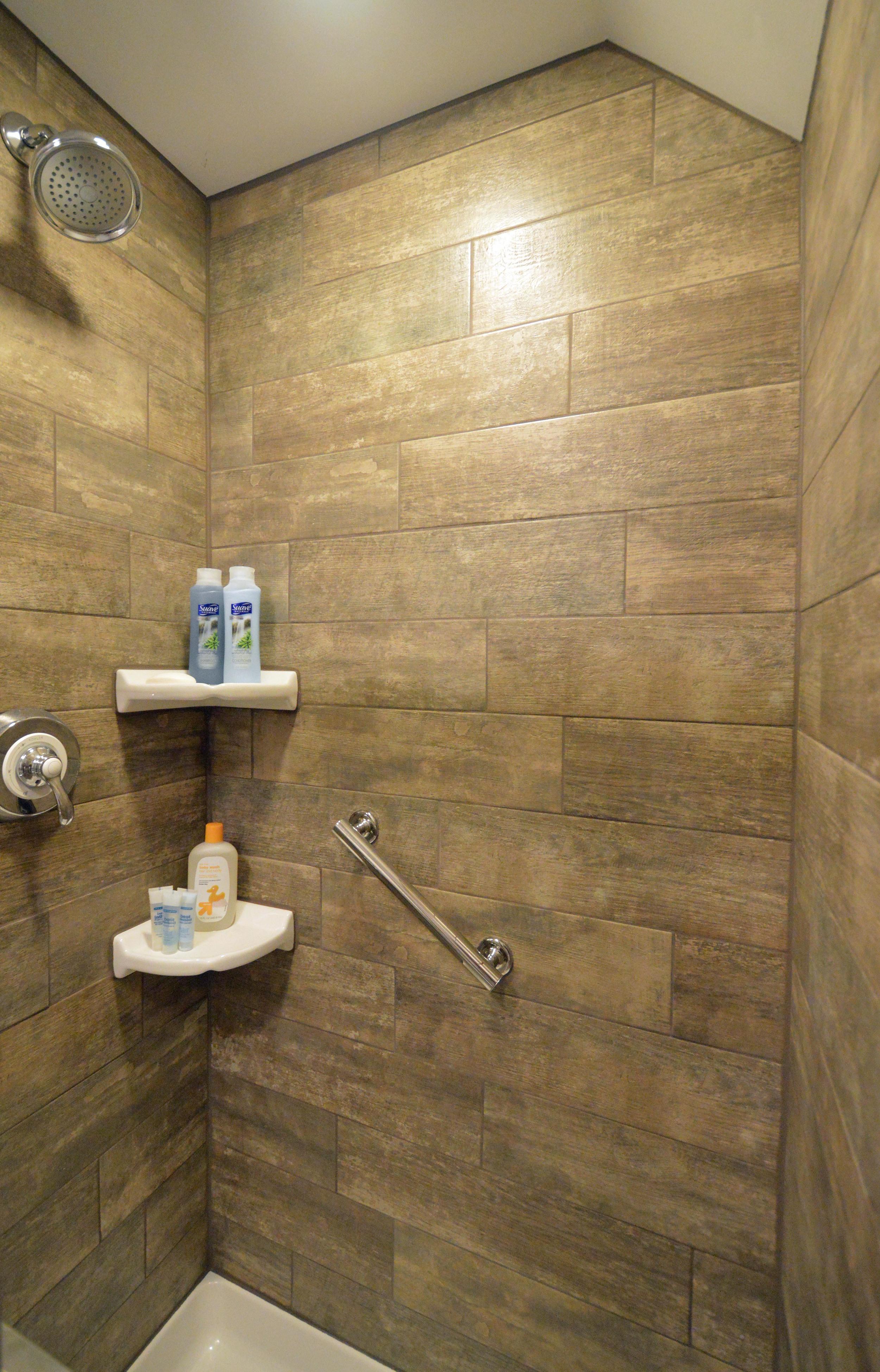New shower in Bolton Landing, NY