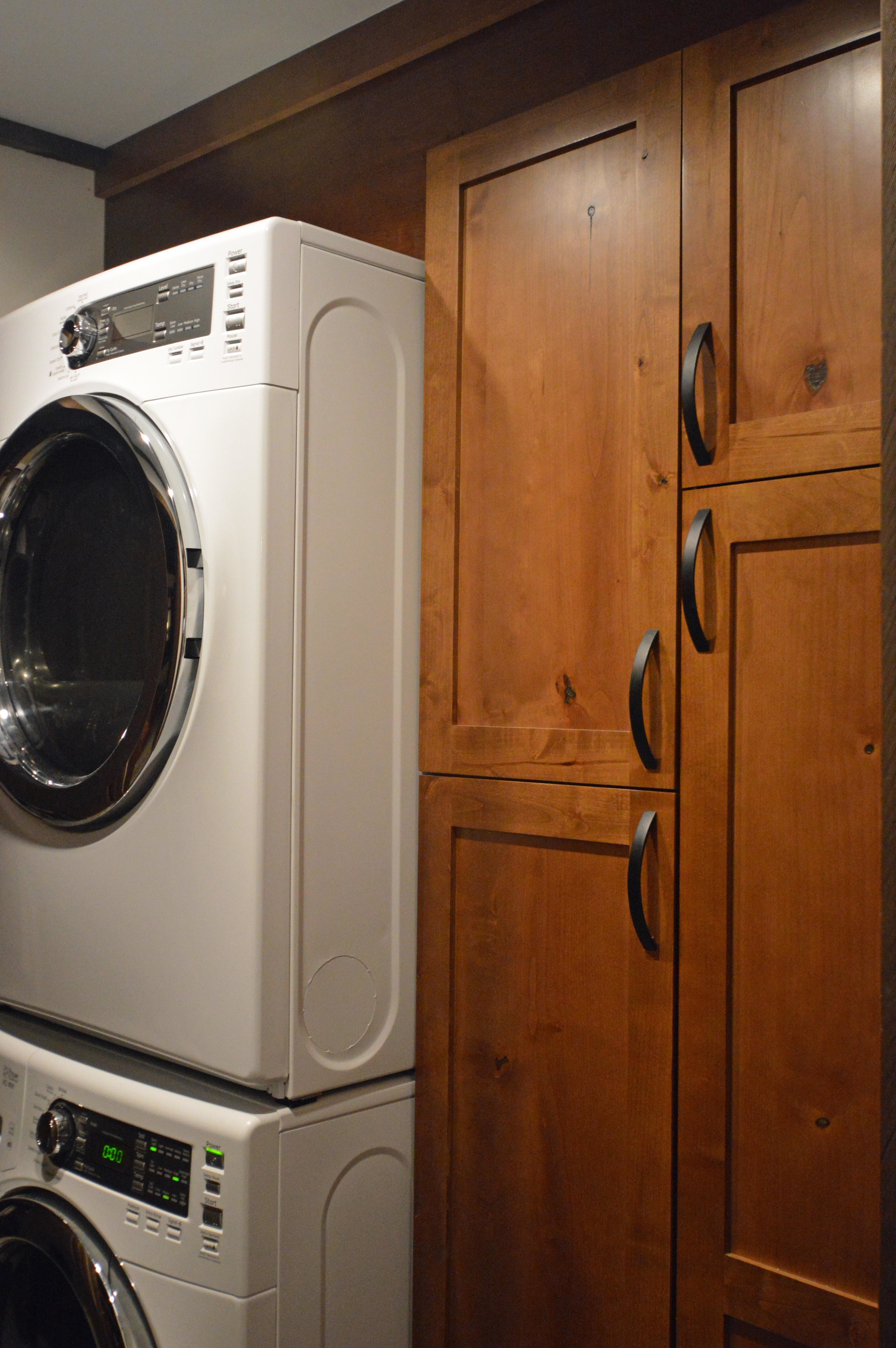 Laundry room remodel in Bolton Landing, NY
