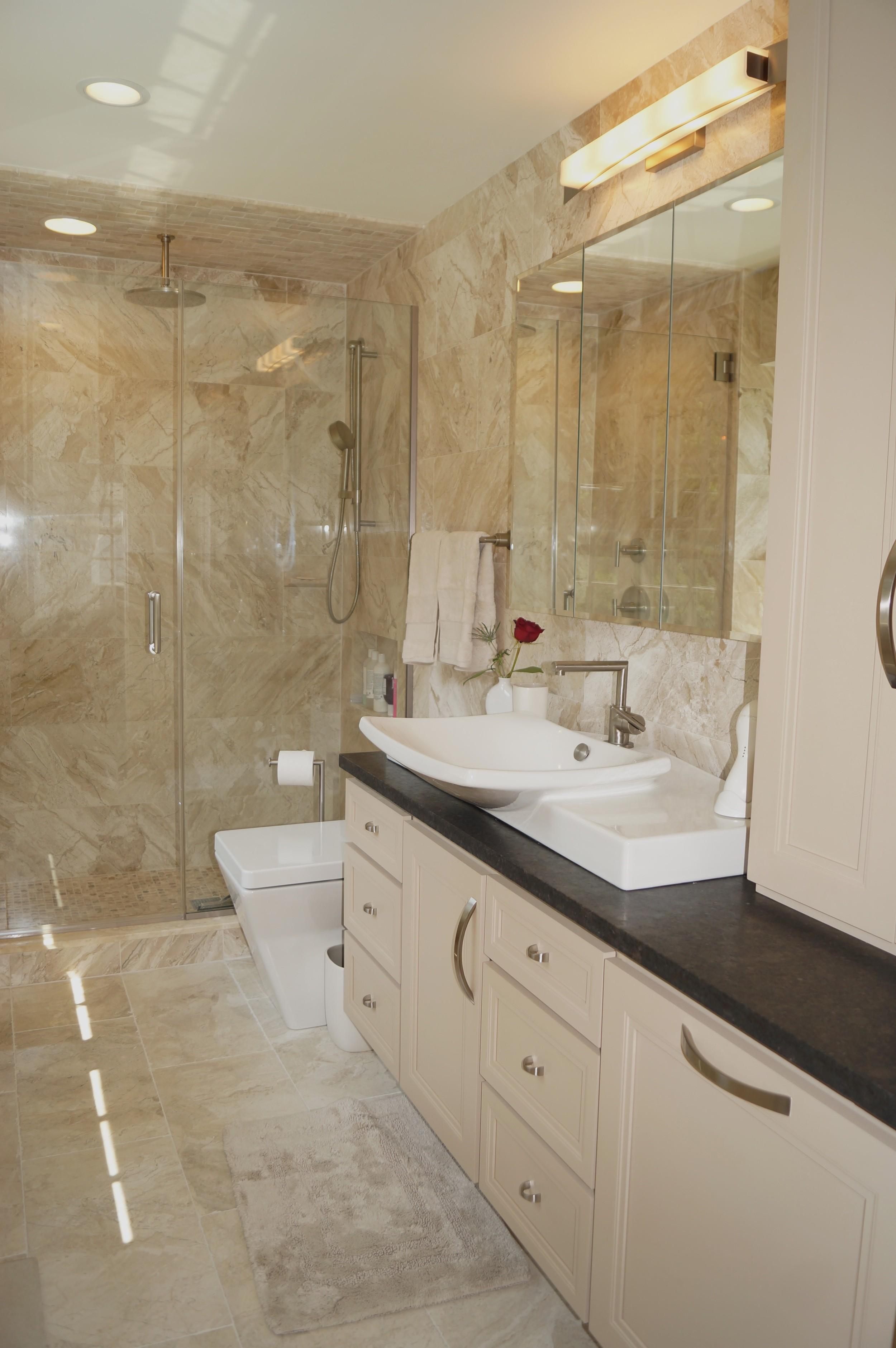 Bathroom remodel in Jenkintown, PA