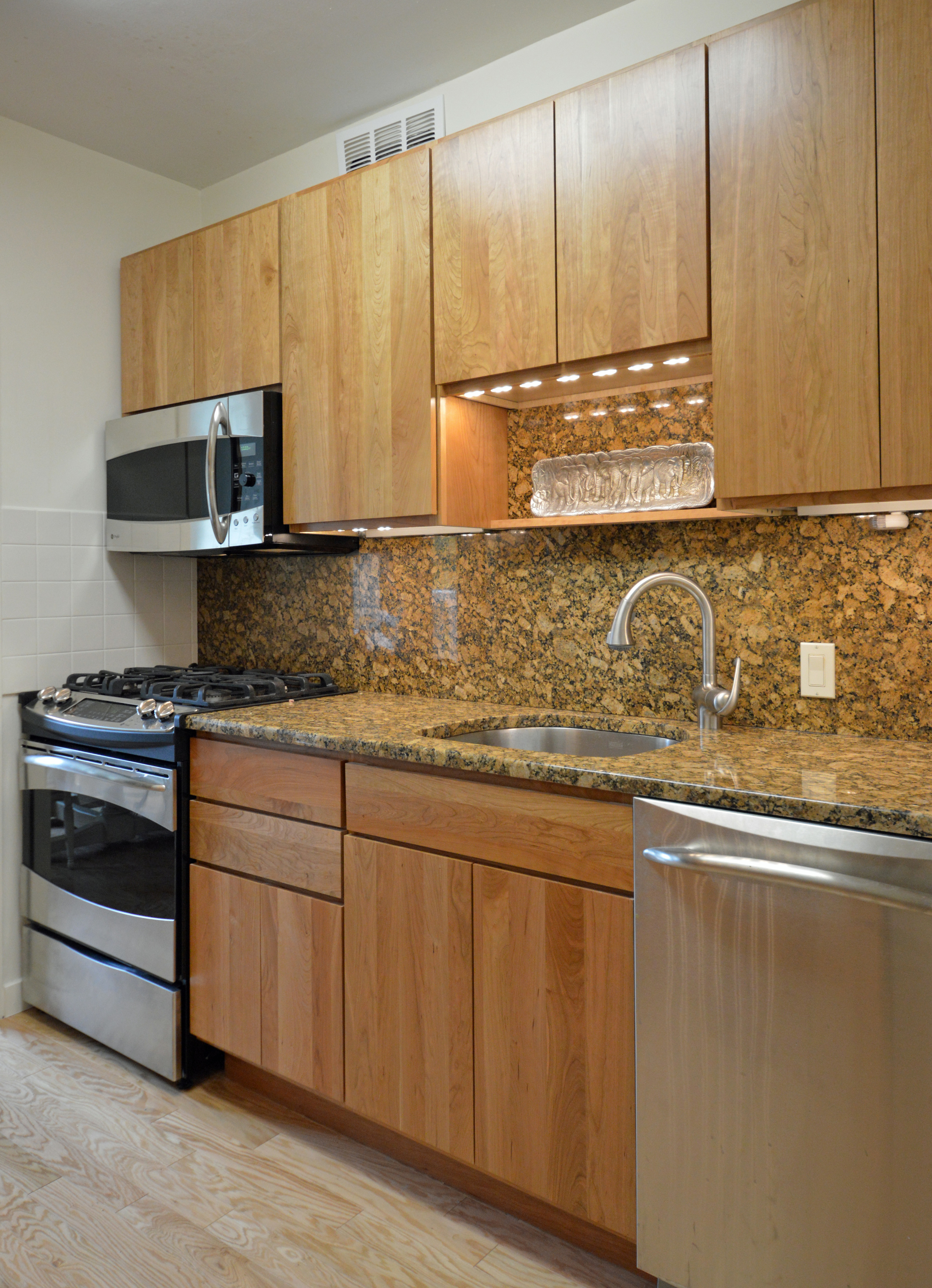 Condo Kitchen renovation in Philadelphia, PA