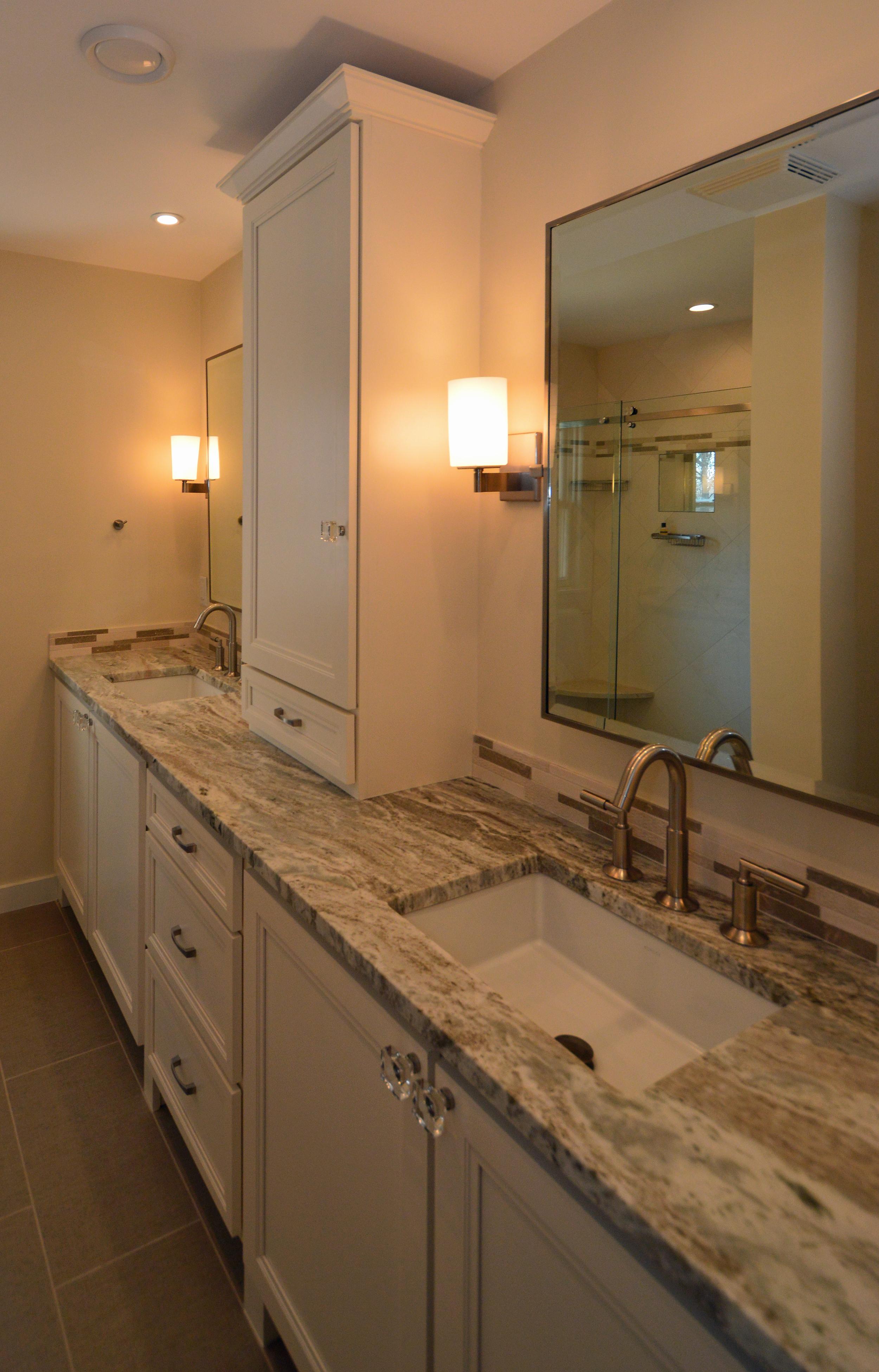 Bathroom renovation in Media, PA