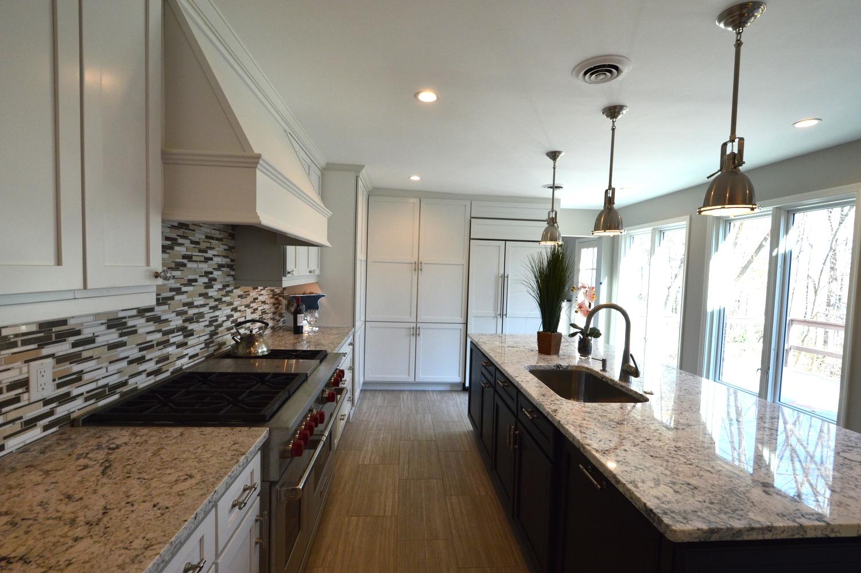 Kitchen remodel in Media, PA