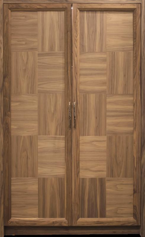 Elmwood custom aliased gran door