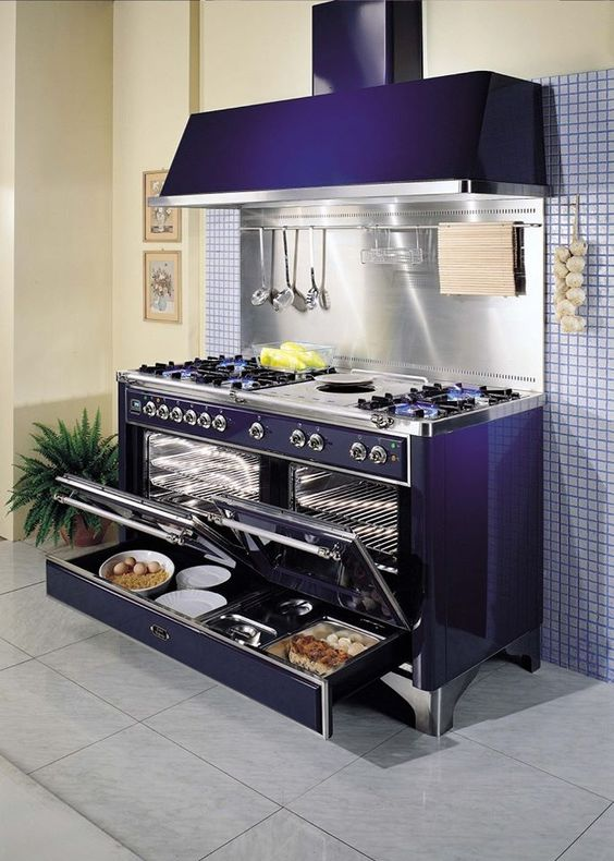 colorful appliance!