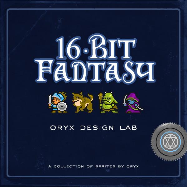 Sprites — Oryx Design Lab