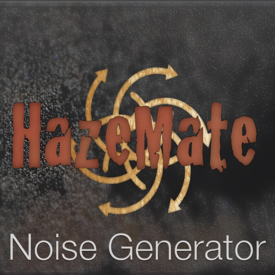 HazeMate - Noise GeneratorAvailable from thePropellerhead Rack Extension Store