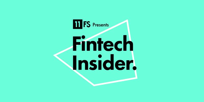 Podcast interview on  11FS Fintech Insider , December 2016