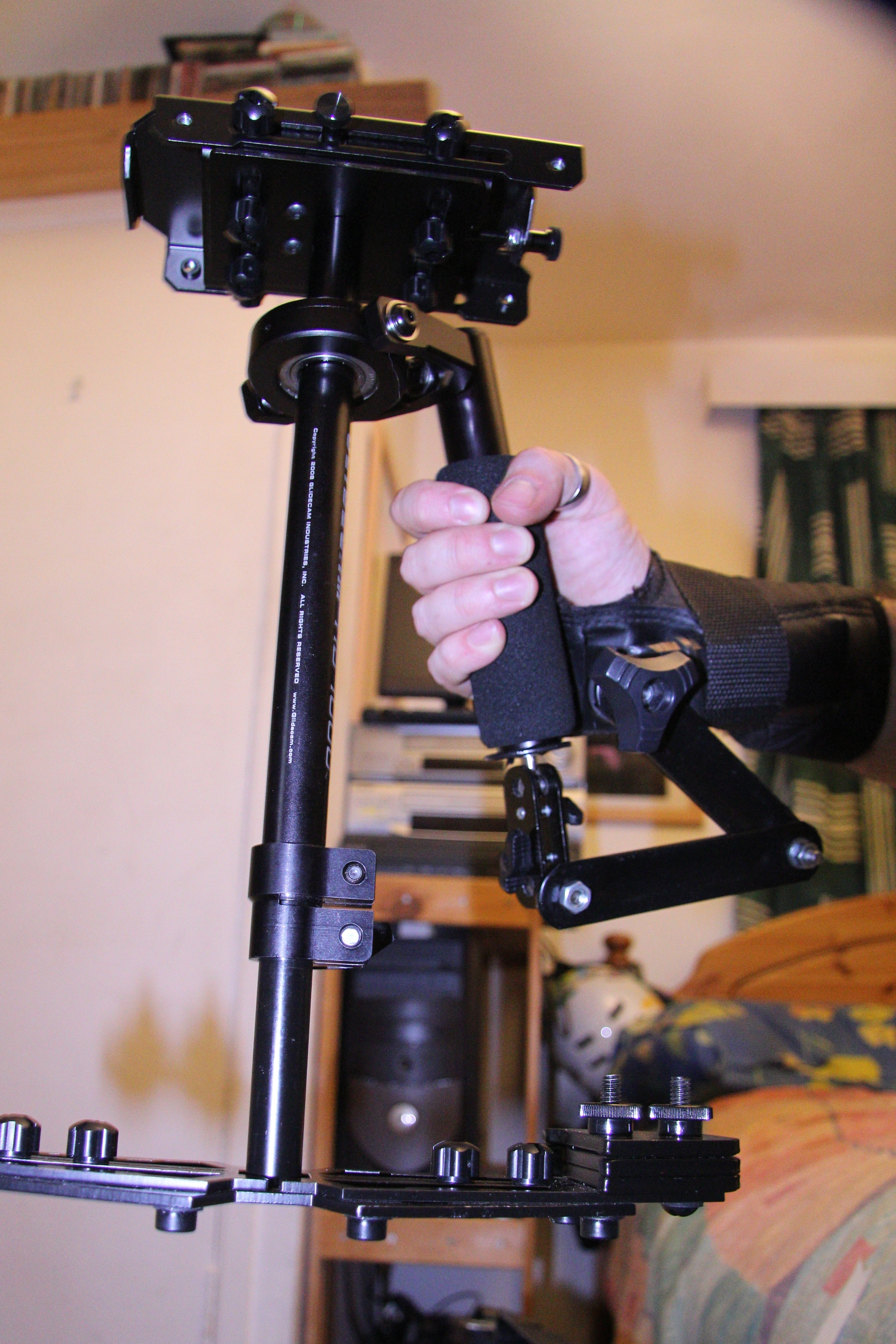 Flycam arm brace 2