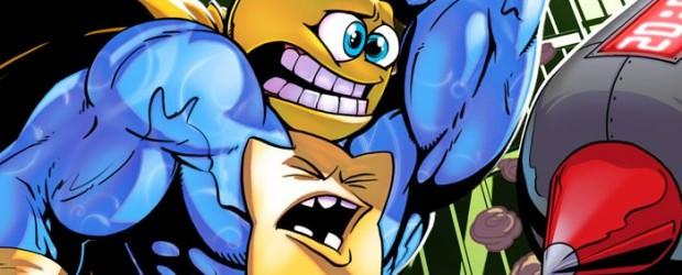 #10 - Comic Jumper