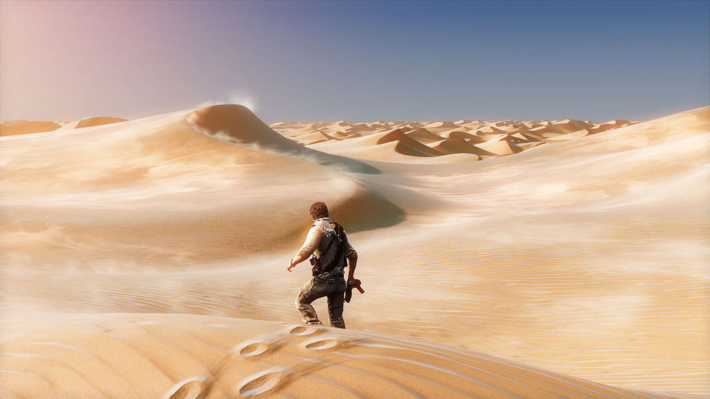 #2 - Uncharted 3: Drake's Deception