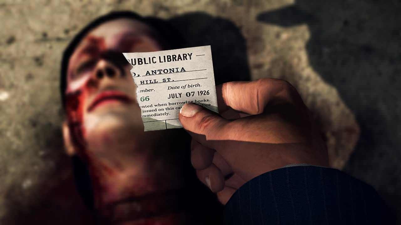 #6 - L.A. Noire