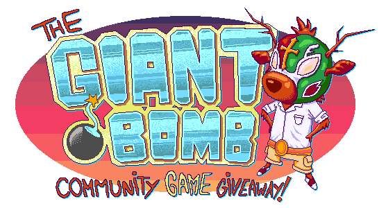 The 2nd banner made for The Giant Bomb Community Game Giveaway. Designed by Marcelo Ardon (Deusx).