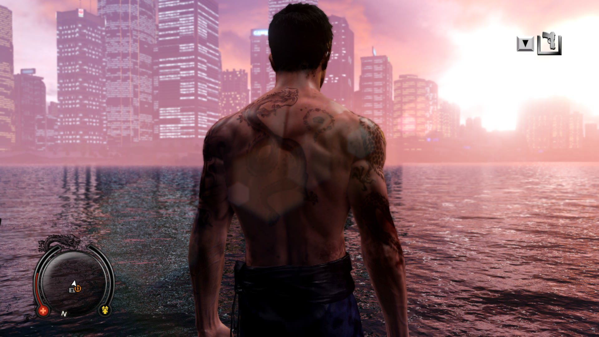 #2 - Sleeping Dogs