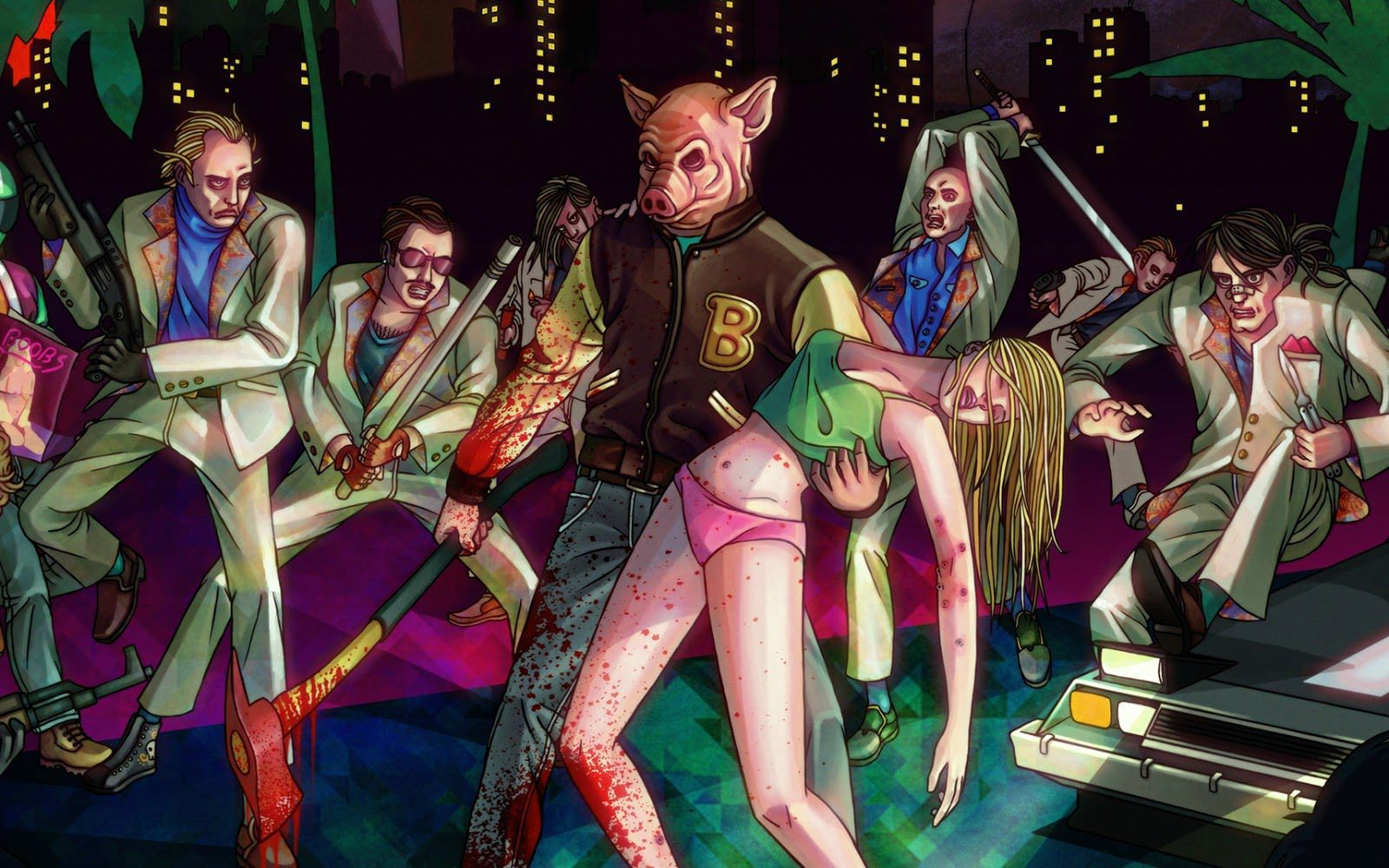 #10 - Hotline Miami