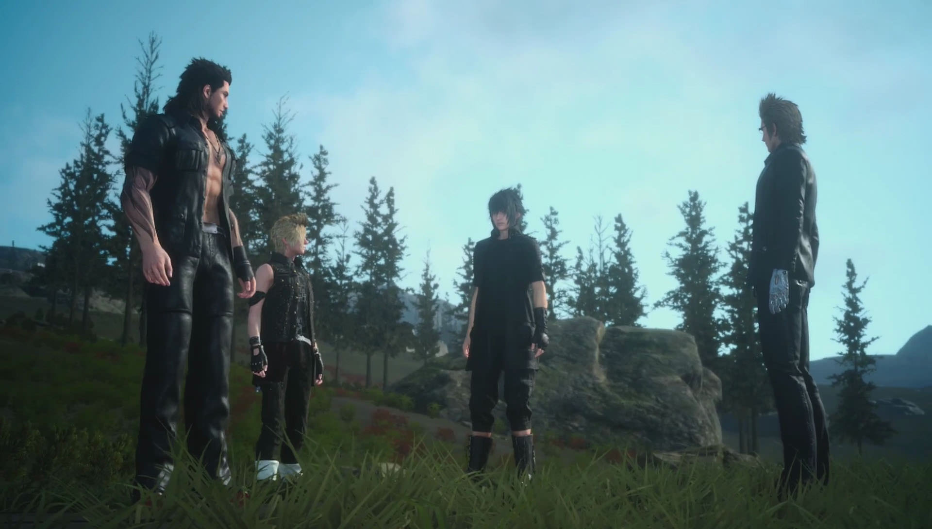 #3 - Final Fantasy XV: Episode Duscae