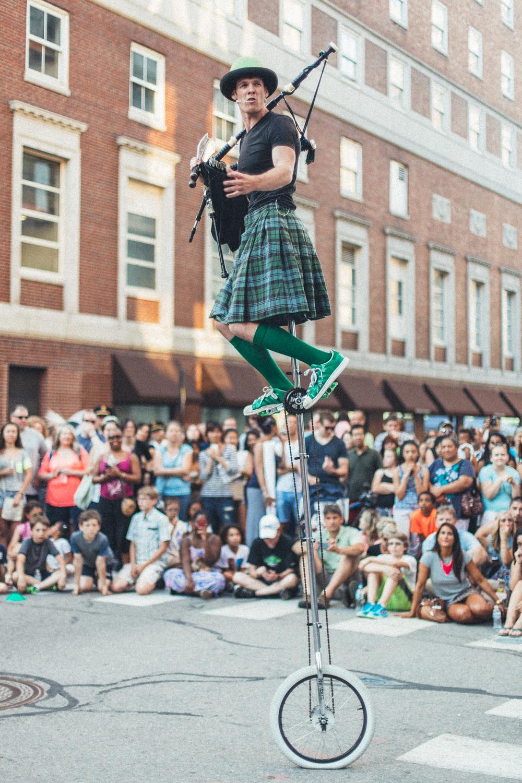 Providence International Arts Festival