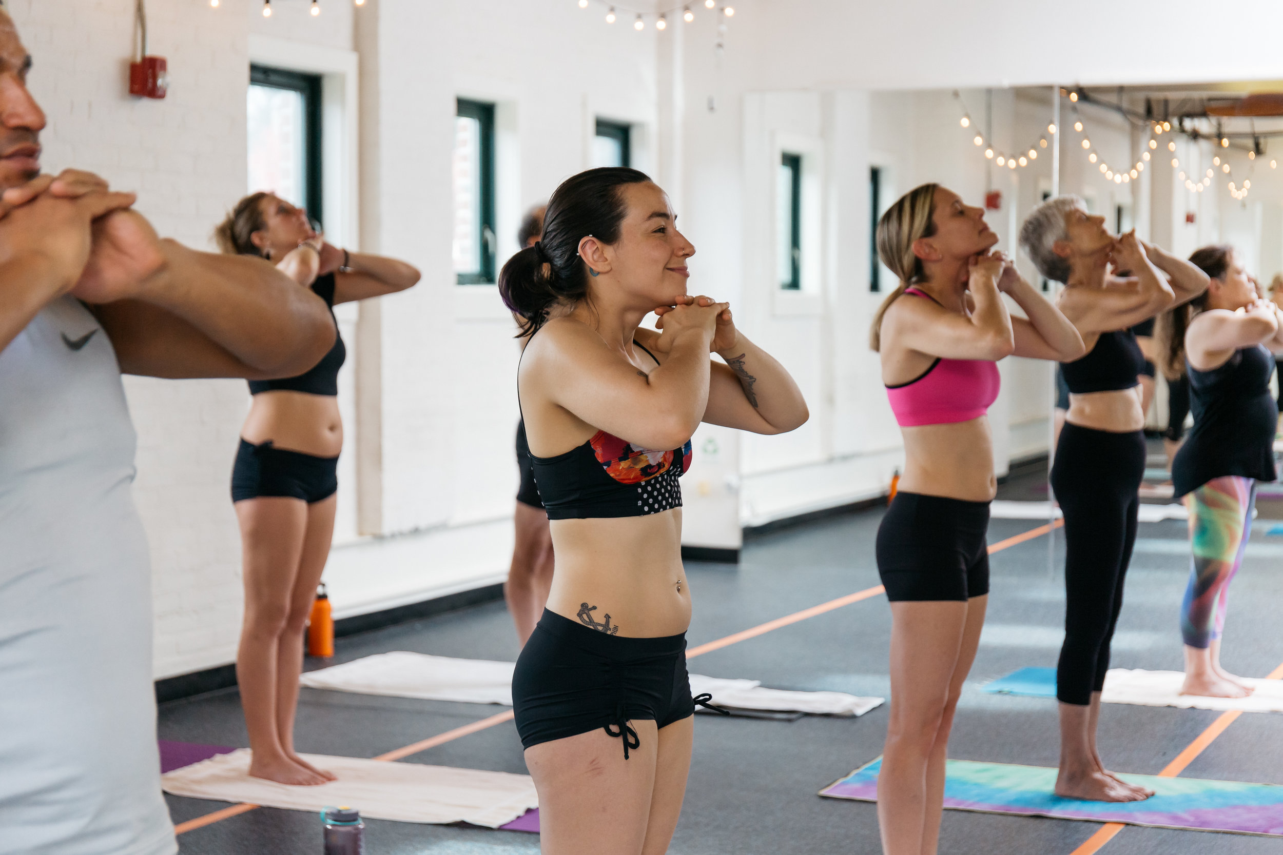 What Bikram Yoga Taught Me About Business Brittanny Taylor Photography