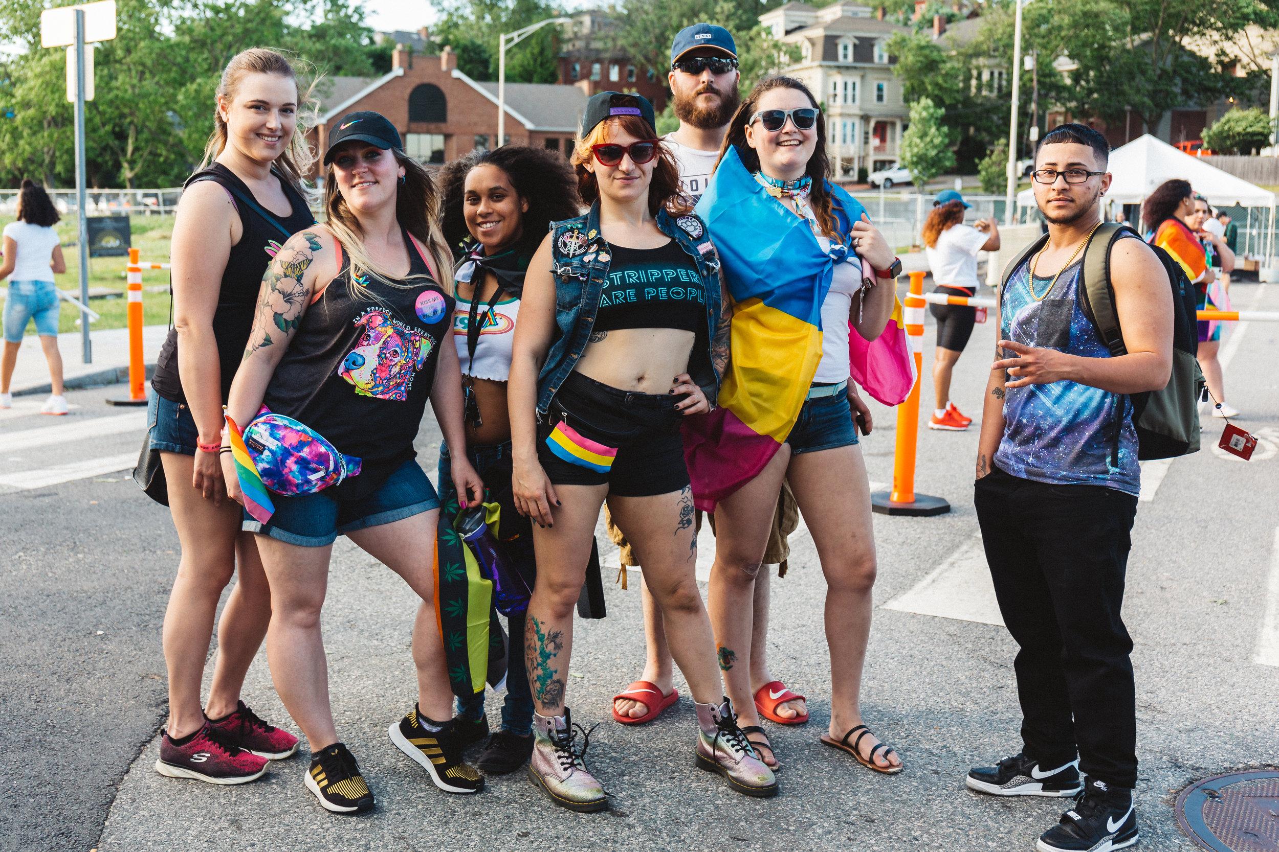 Rhode island pride 2019 -