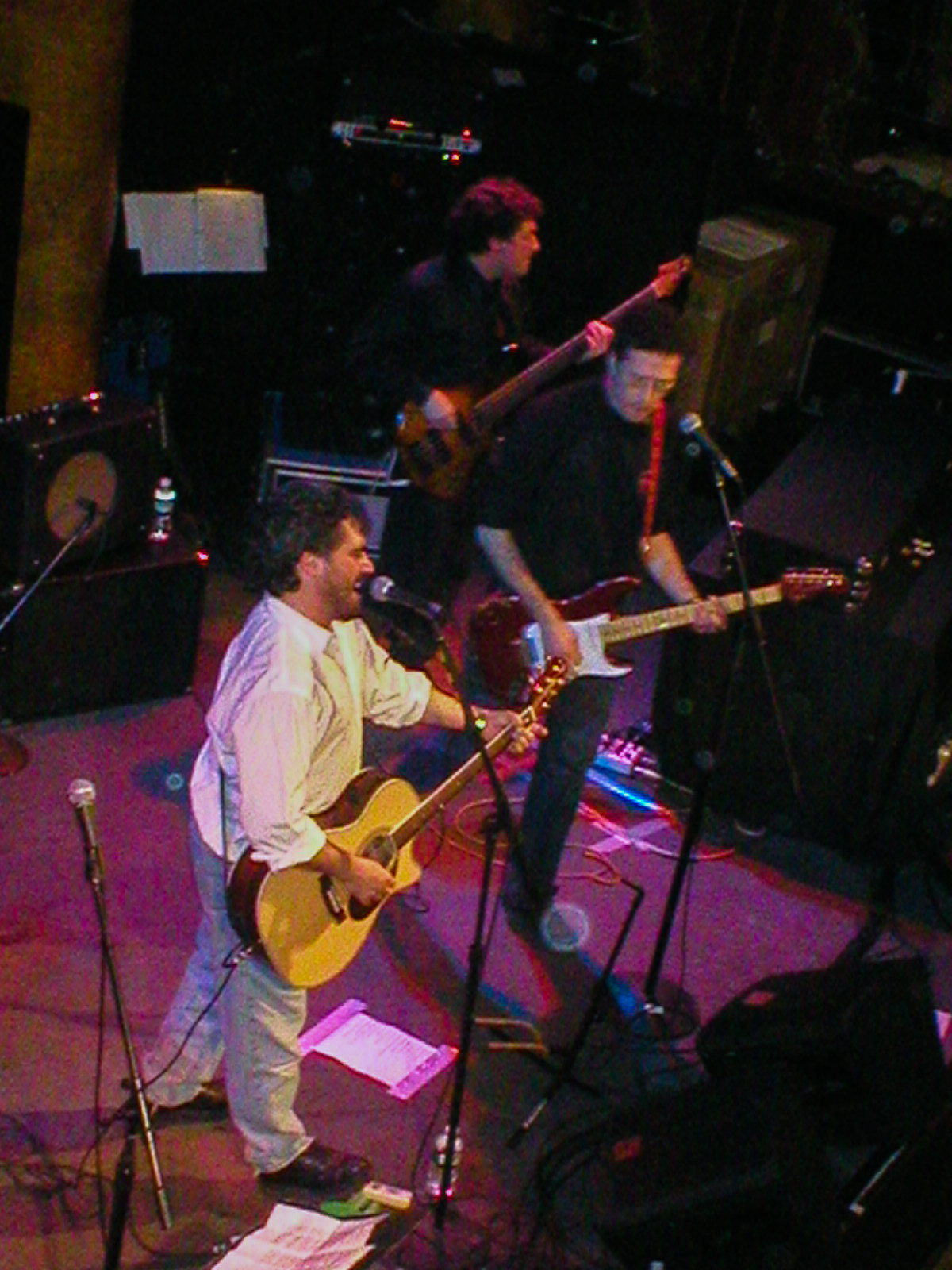 12.17.03 - The Great American Music Hall, SF