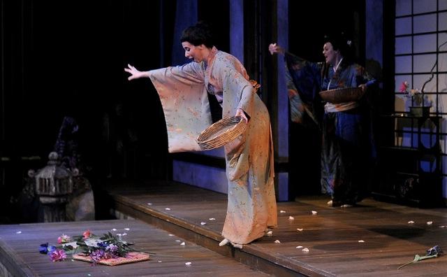 Suzuki in Madama Butterfly