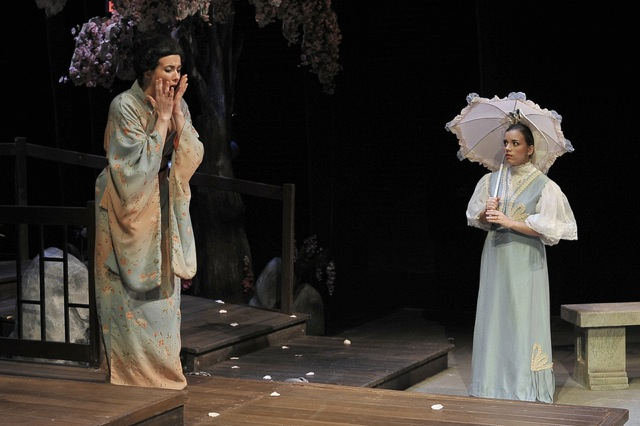 Tri-Cities Opera 2011. Jake Gardner, Director. John DiCostanzo, Conductor.