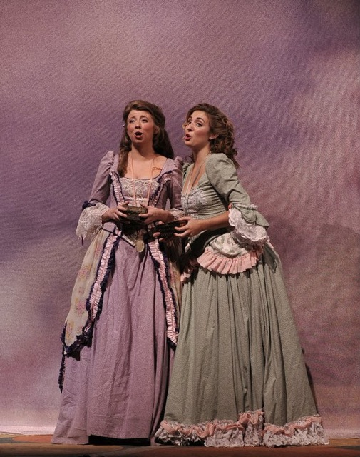 Tri-Cities Opera 2010. Nelson Sheeley, Director. John DiCostanzo, Conductor.