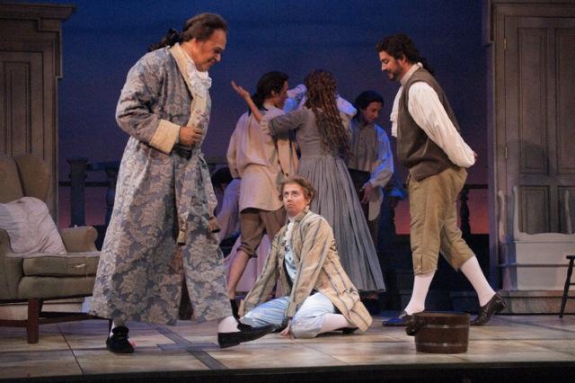 Opera North 2011. Michael Shell, Director. Louis Burkot, Conductor.