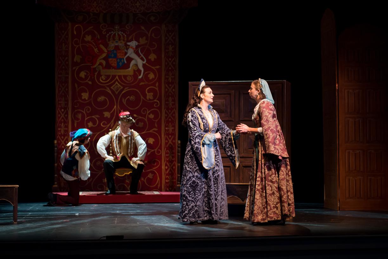 Lady Margaret in Rex