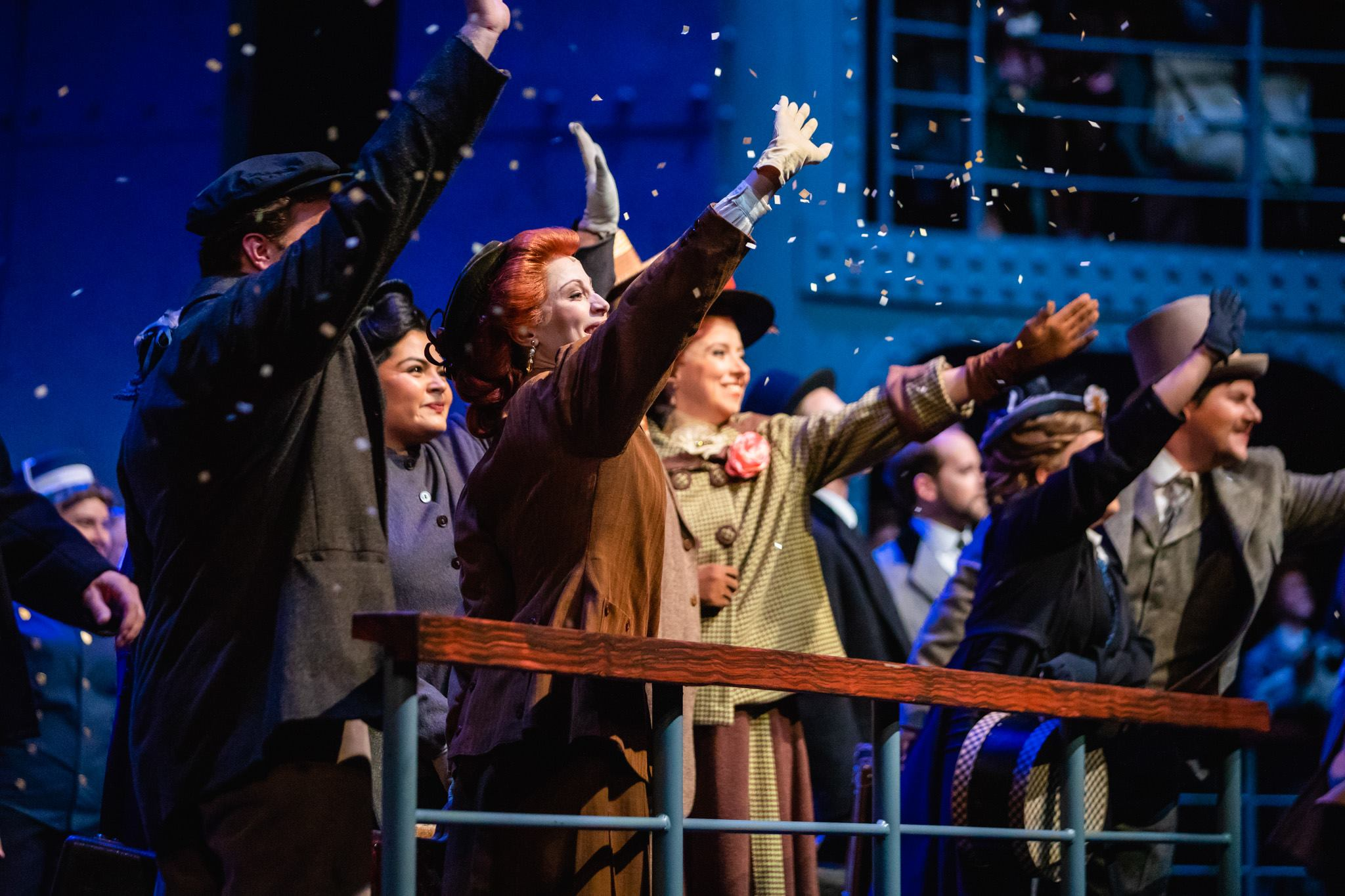 Alice Beane, Titanic the Musical