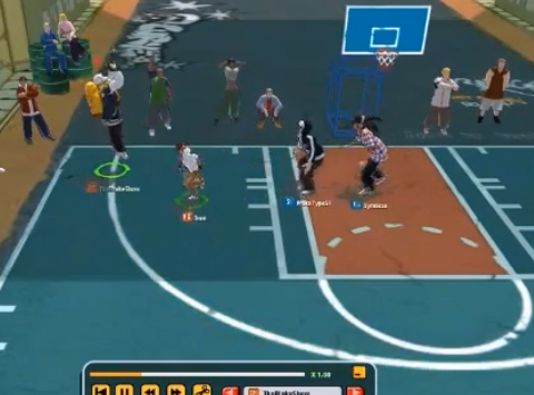 2007 FreeStyle Street Basketball, PC, JC EntertainmentSierra Online.png