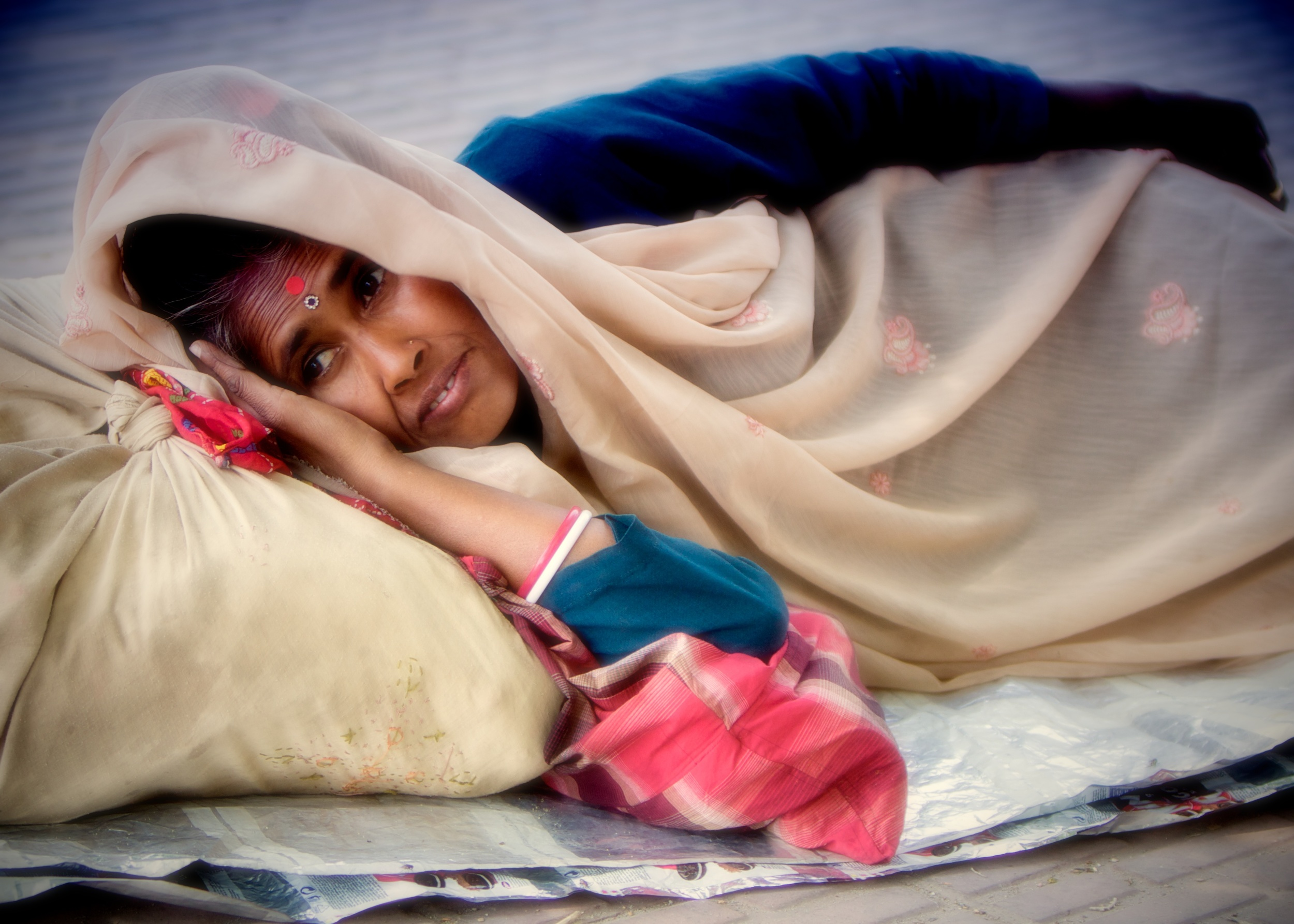 pilgram woman at rest.jpg