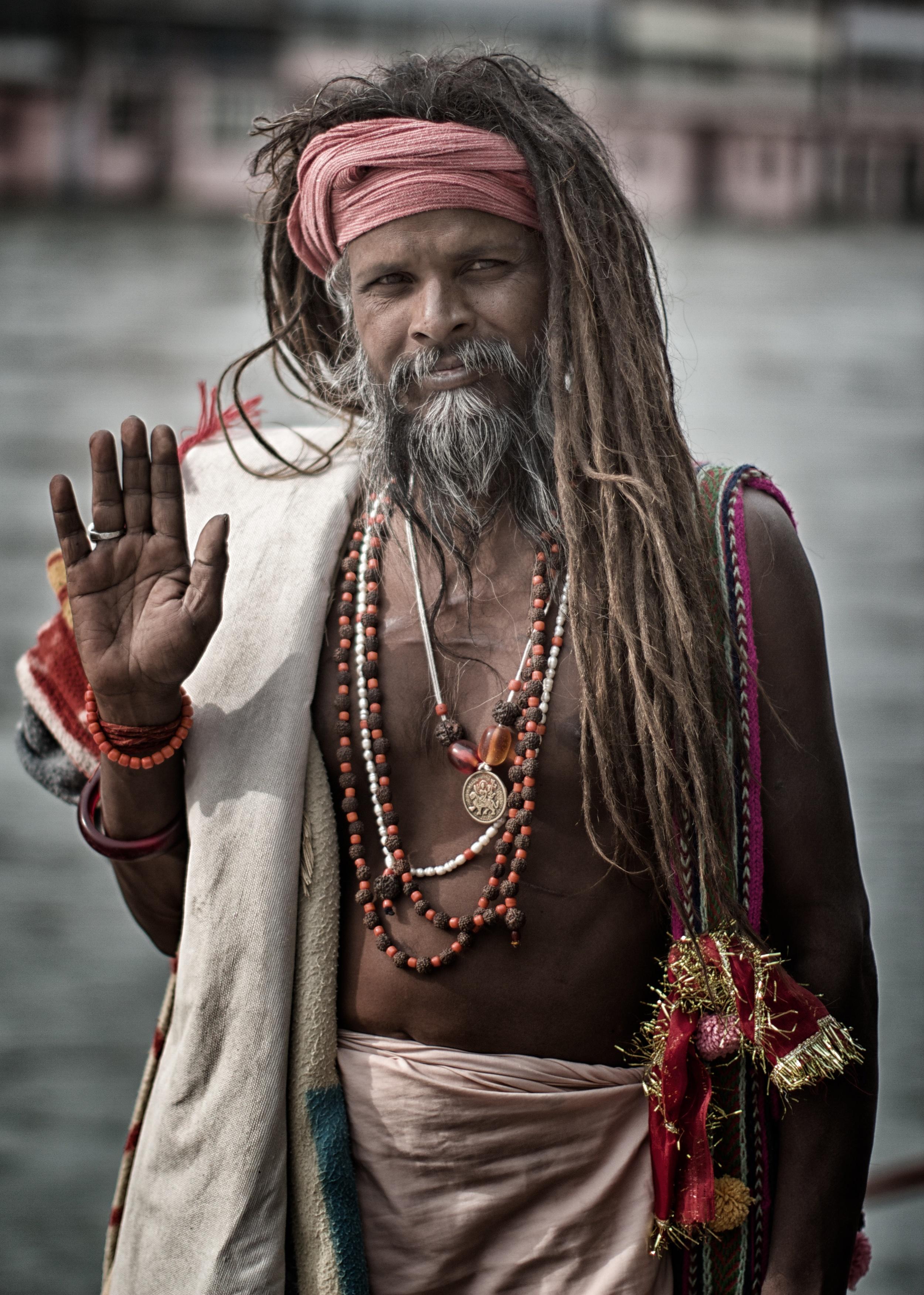 Sadhu on the Ganges.jpg
