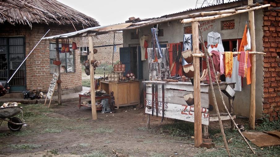 A tourist shop