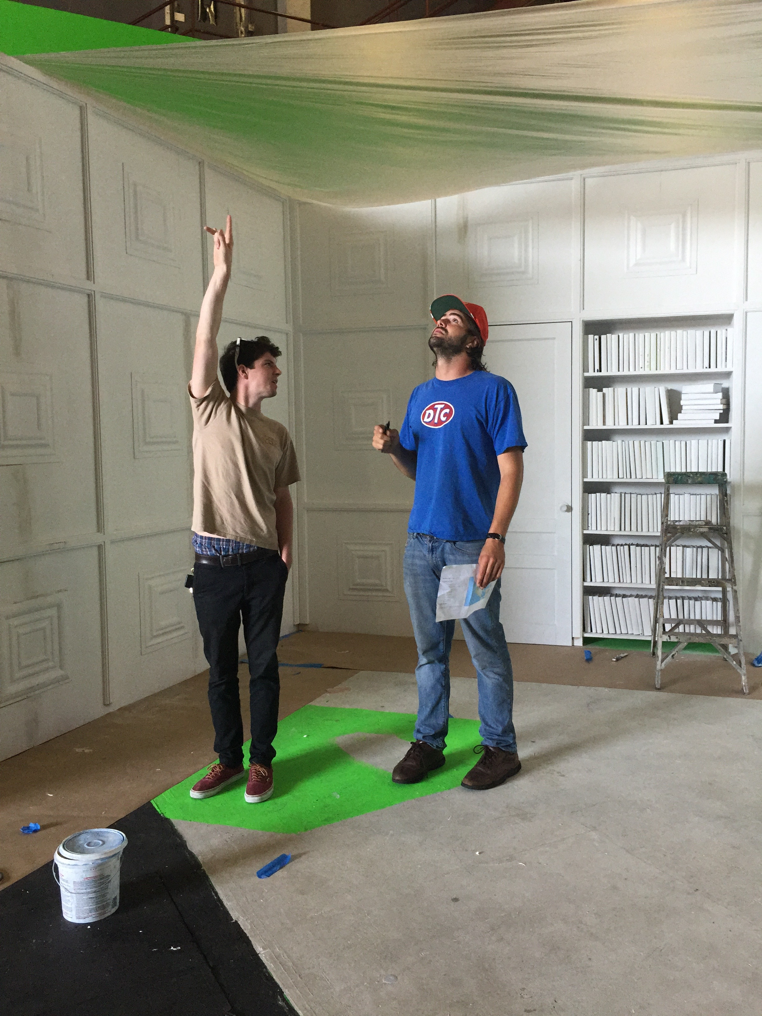 Steve & Steve counting for the grid