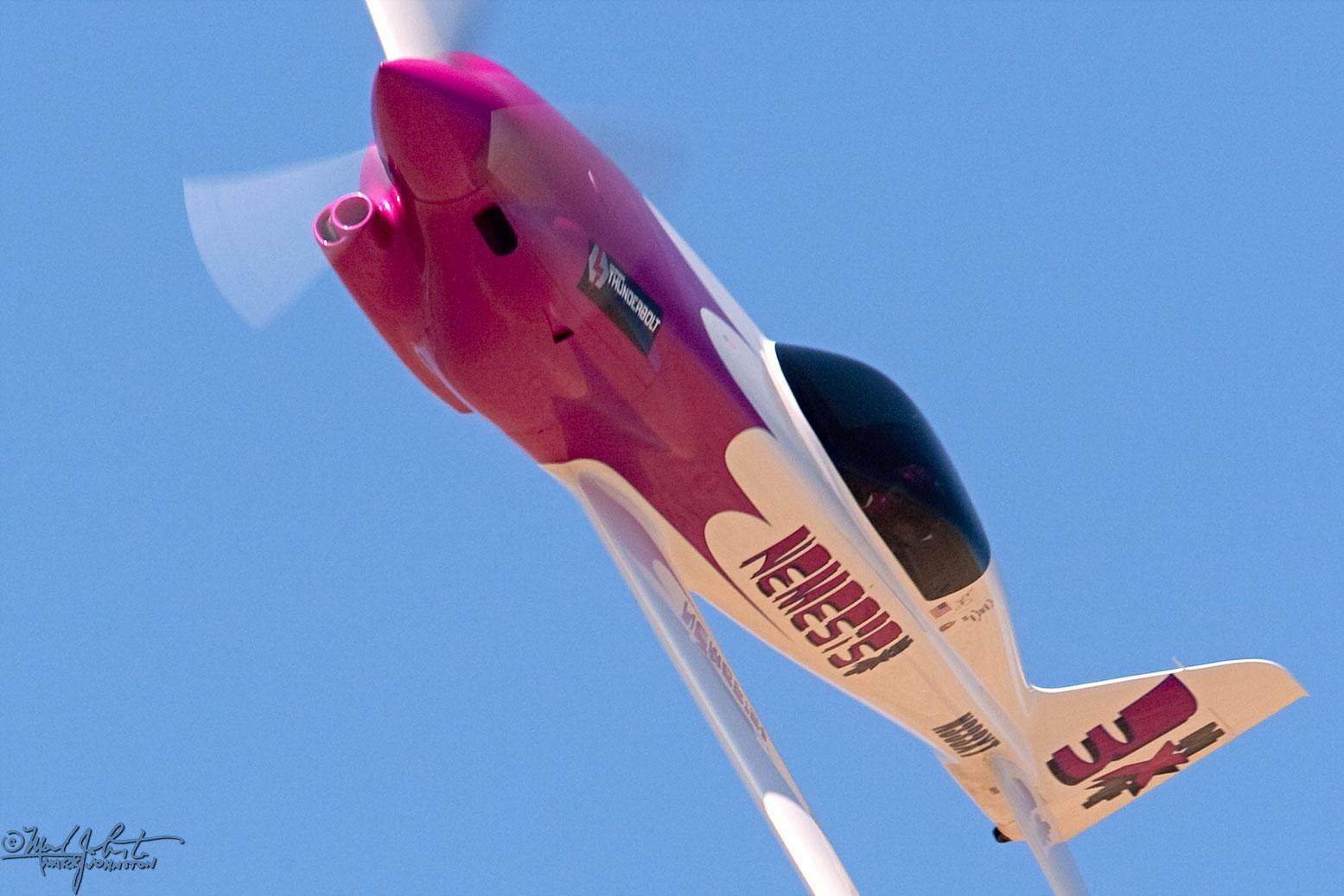 Sport Class aircraft at the Reno Air Races.