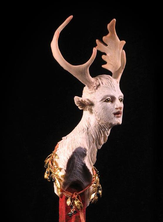 White Deer Marginalia