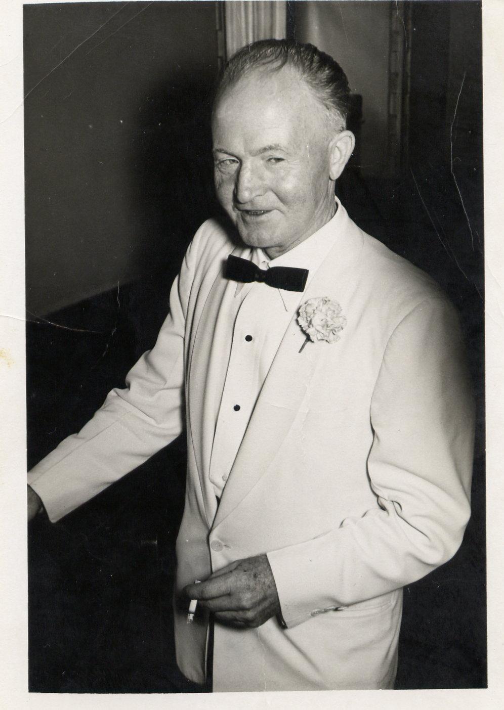 My maternal grandfather.