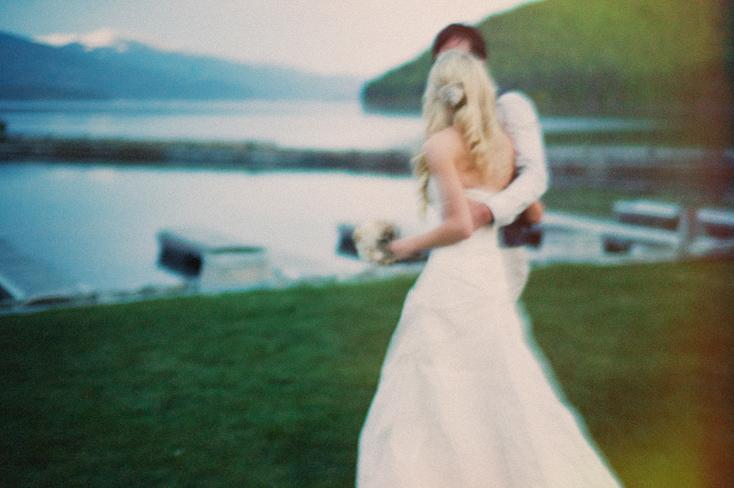 priest lake idaho wedding