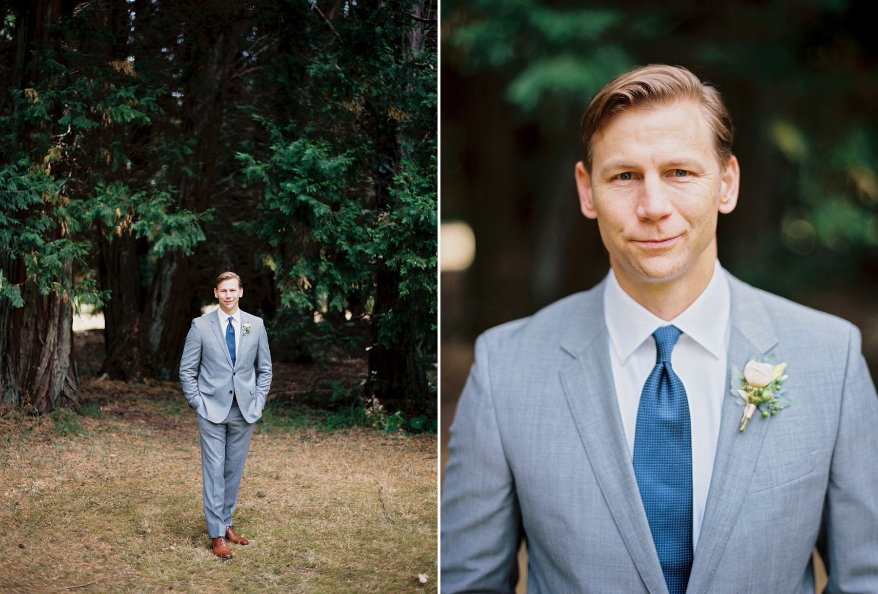 171-groom-finishing-his-tie-and-opening-a-wedding-gift-in-downtown-seattle.jpg