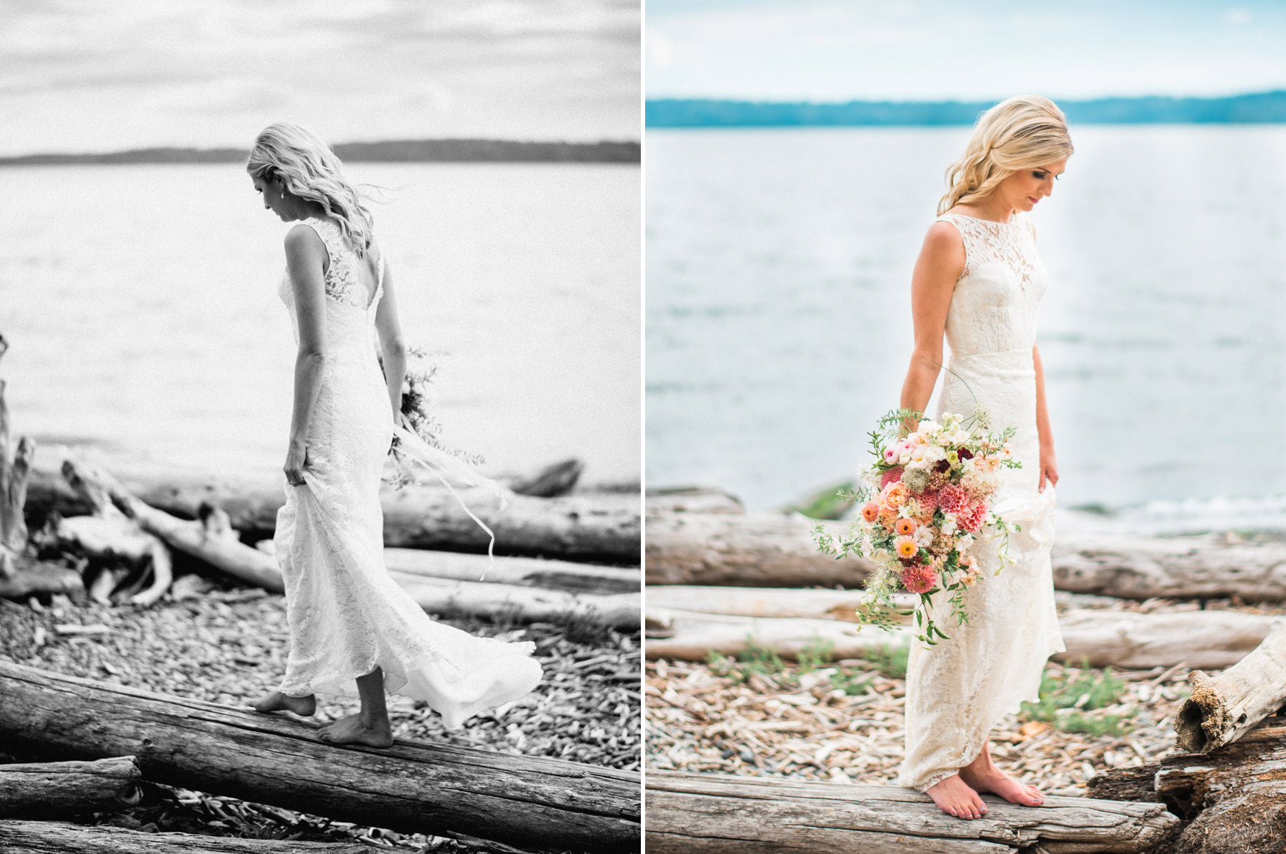 181-wedding-couple-walking-on-driftwood-holding-flowers-by-floret-floral.jpg