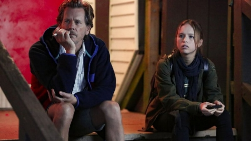 Kevin Bacon and Ryann Shane in STORY OF A GIRL