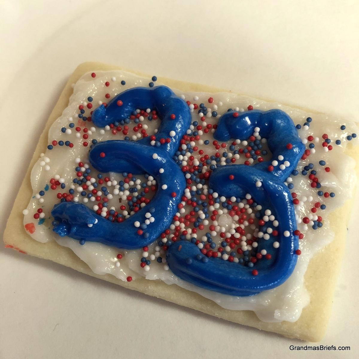 33 birthday cookie.jpg