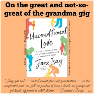 Unconditional Love Jane Isay Brief book review.jpg