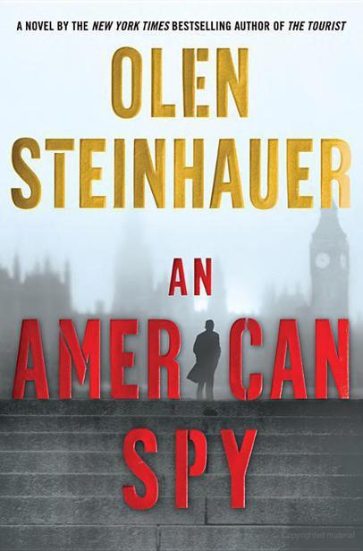 American Spy, An - Olen Steinhauer.jpg
